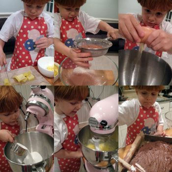 Remy makes Thomas Keller brownies
