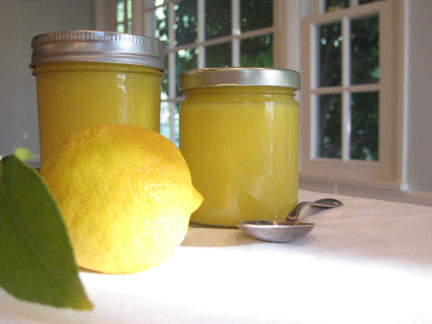 Easy Peasy Lemon Squeezy Lemon Curd