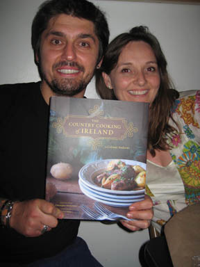 Teaching Chef Ludo Irish Cooking