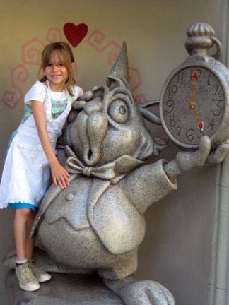 Disneyland – healthy food?
