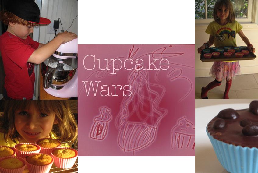 Cupcake Wars – cupcakes TBT