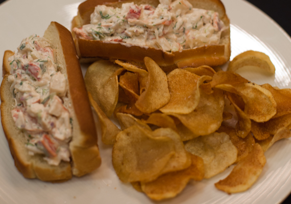 Chef Rick Moonen – Lobster Rolls and the Best Potato Chips Recipe Ever