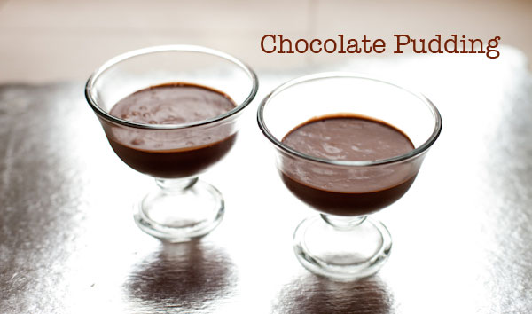 Healthy Chocolate Pudding Recipe Lean Luxury
