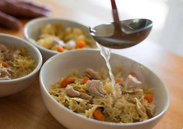 Chicken Soup Lean Fix Tom Colicchio Made in America