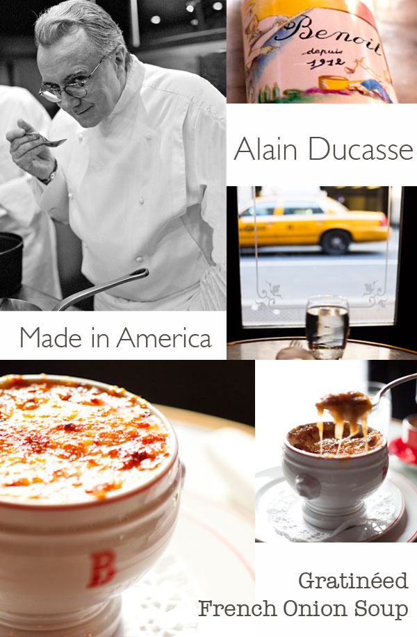 Alain Ducasse – Sharpen you knives
