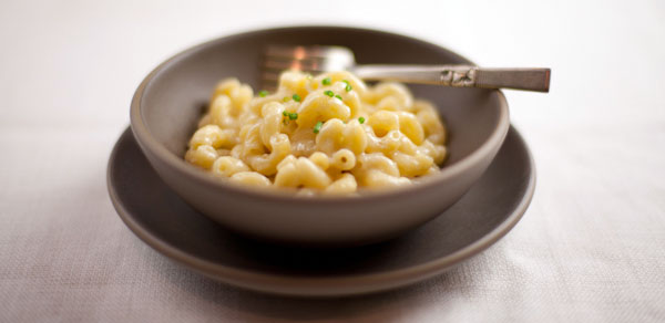 Macaroni Cheese from Mary Randolph 1824 and from José Andrés 2011