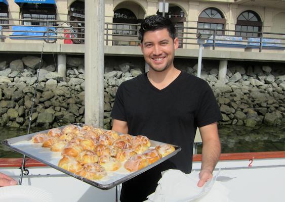 John Carlos Kuramoto of Michaels Restaurant GoFishLA