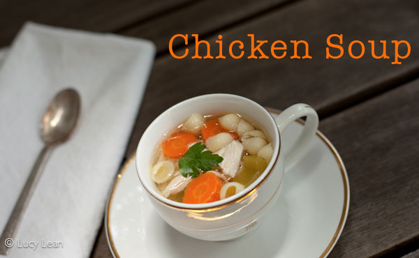 Chicken Soup Lean Fix Made in America