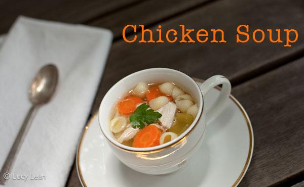 Chicken Soup Lean Fix Made in America
