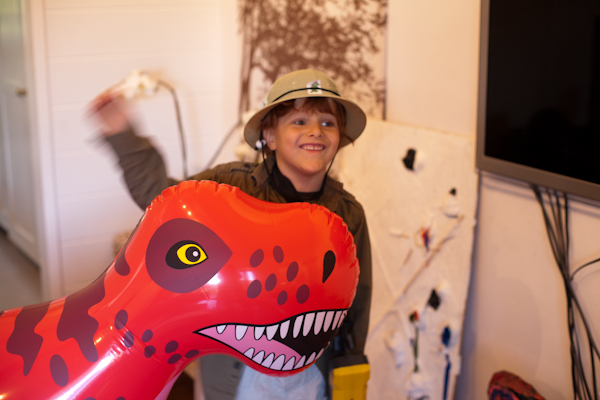 Best Dinosaur Birthday Party