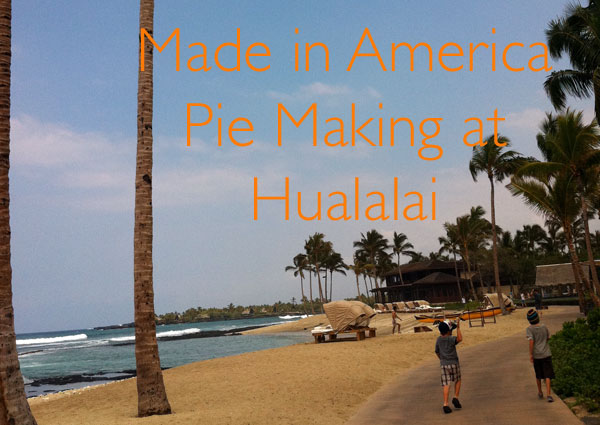 American Pie at Hualalai