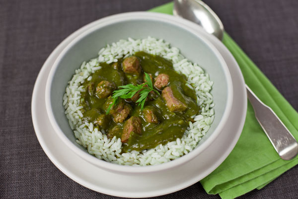 Leah Chase - Gumbo Z'Herbes - Made in America