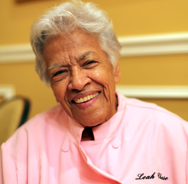 Leah Chase – Gumbo Z'Herbes recipe for Maundy Thursday