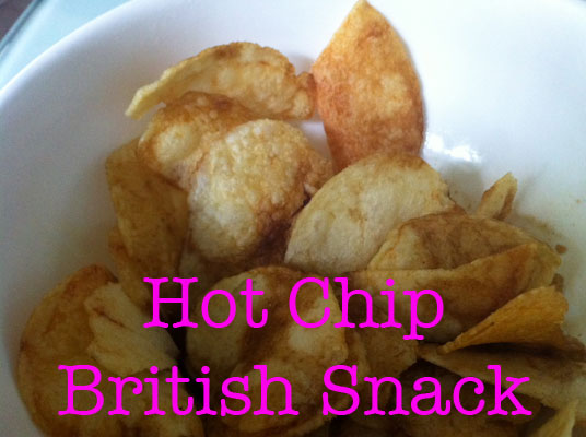 Great British Food – Hot Chip Recipe