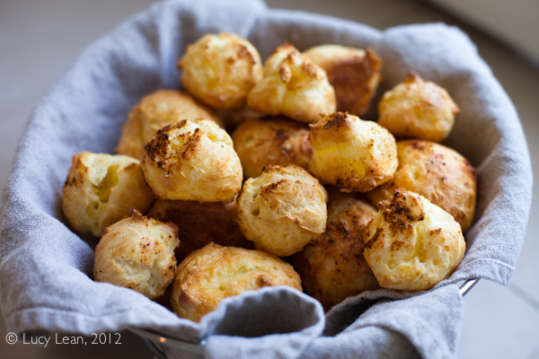 Gougères recipes – Great Balls of Fire