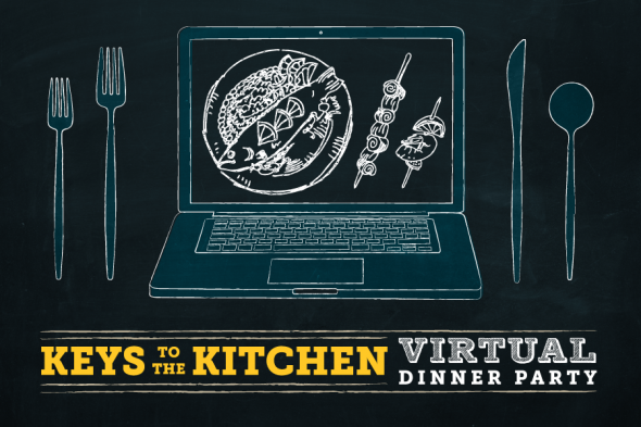 Virtual Dinner Parties, TV Dinner Parties and Actual Dinner Parties