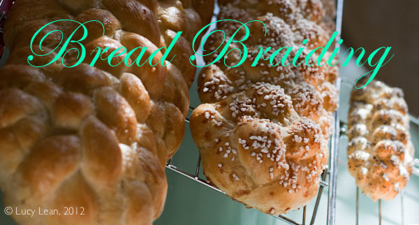 Braided Bread – The Great British Bake Off
