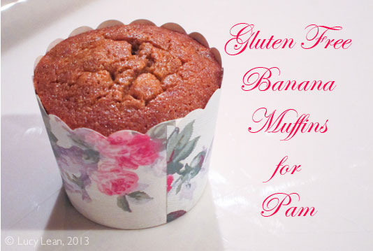 Gluten Free Muffins for Pam