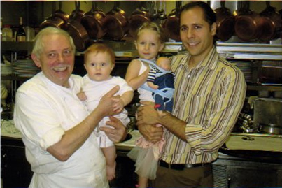 La Cote Basque – 3 generations in the kitchen