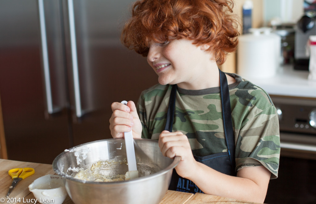 Remy baking fonuts