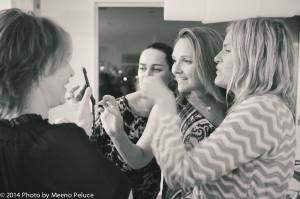 Ilse Ackerman, Lisa Borgnes Giramonti Emma Fairley and Lucy Lean