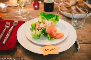 Emma Fairleys seafood salad