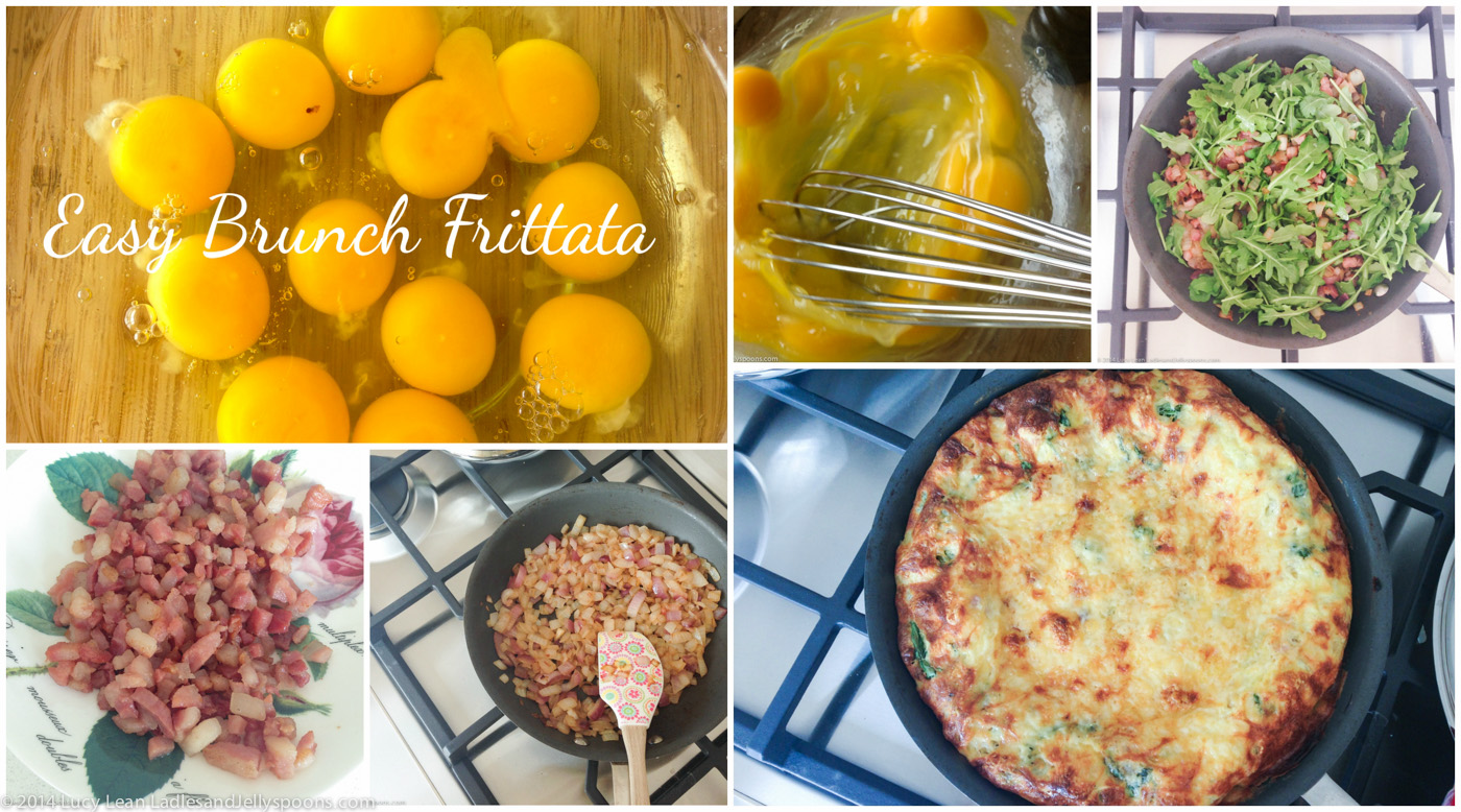Easy Brunch Frittata