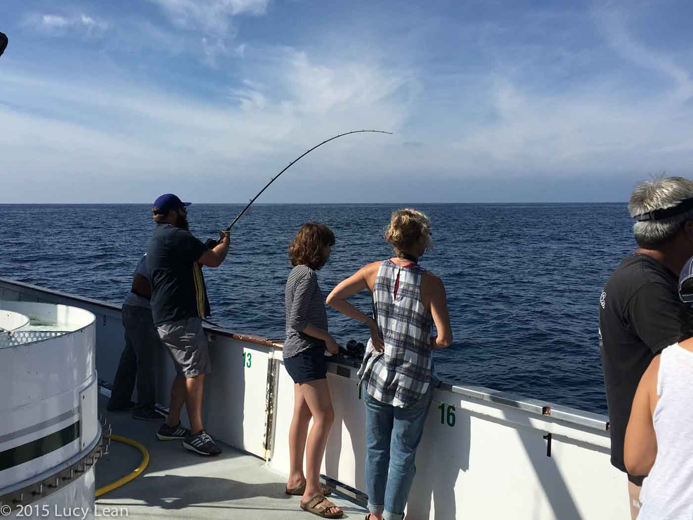 Go Fish 2017 – L A's Best Chefs on board for Fishing Fun