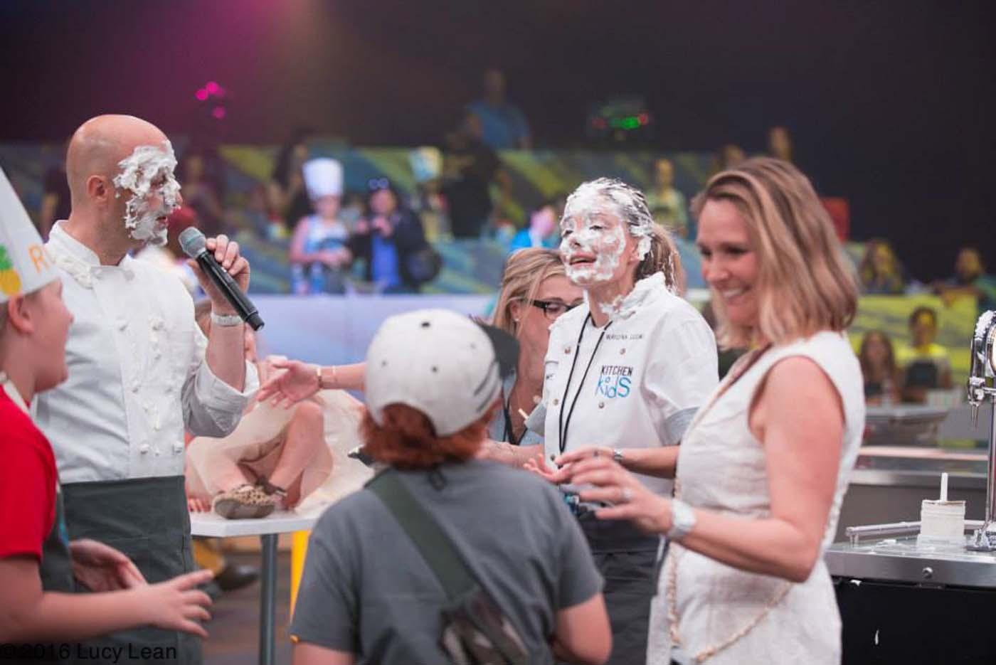 Pi Day Pie All-Star Chef Classic Lucy Lean, Waylynn Lucas, Joe Bastianich