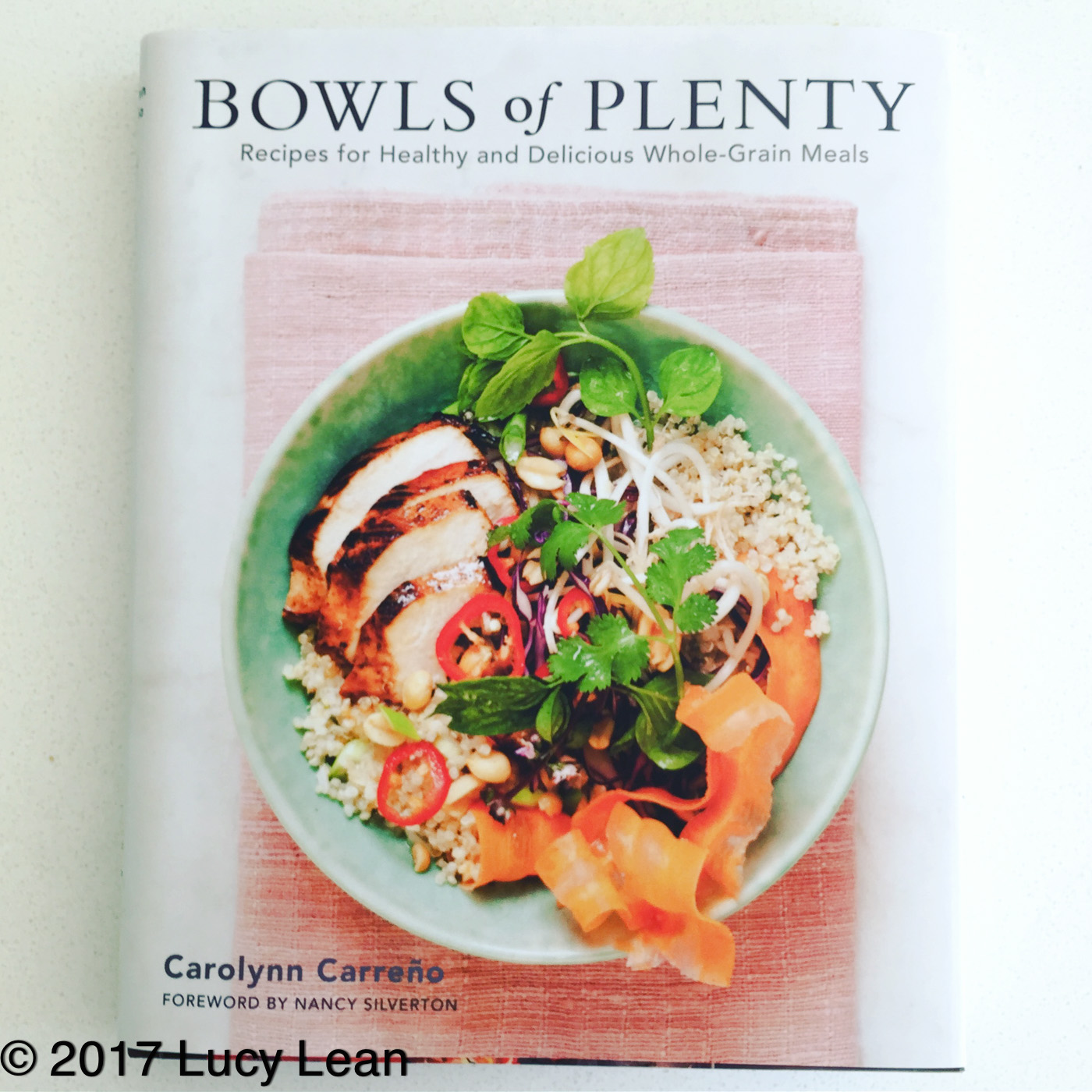 Bowls of Plenty - healthy recipes cookbook