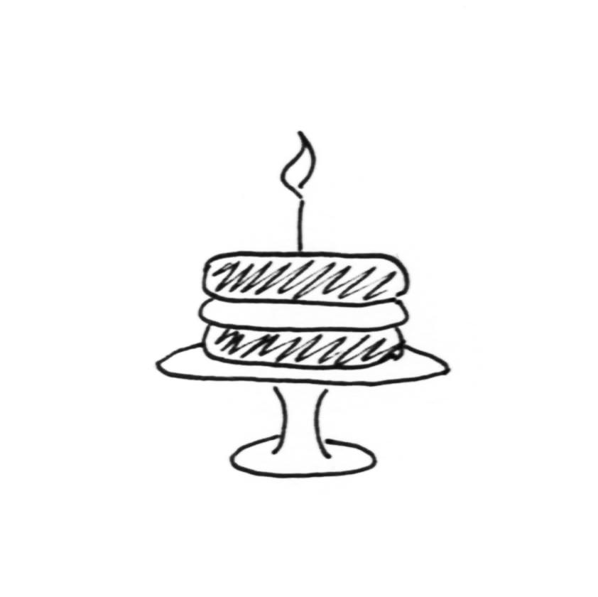 Adventures of a Terribly Greedy Girl - Kay Plunkett-Hogge - Cake