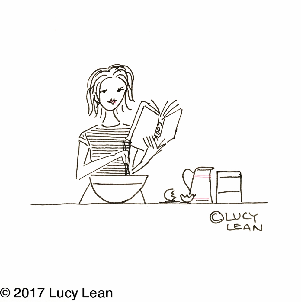 Lucy Lean Illustration