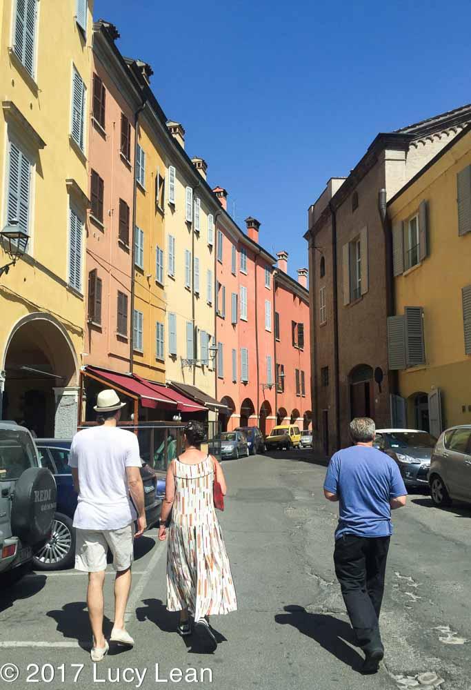 Modena Italy - Didier Lean Rachou, Nancy Silverton, Michael Krikorian