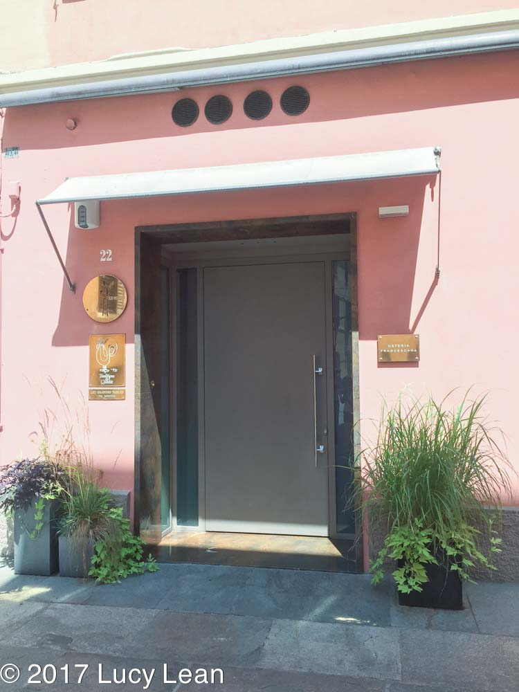 Worlds No1 Restaurant Osteria Francescana