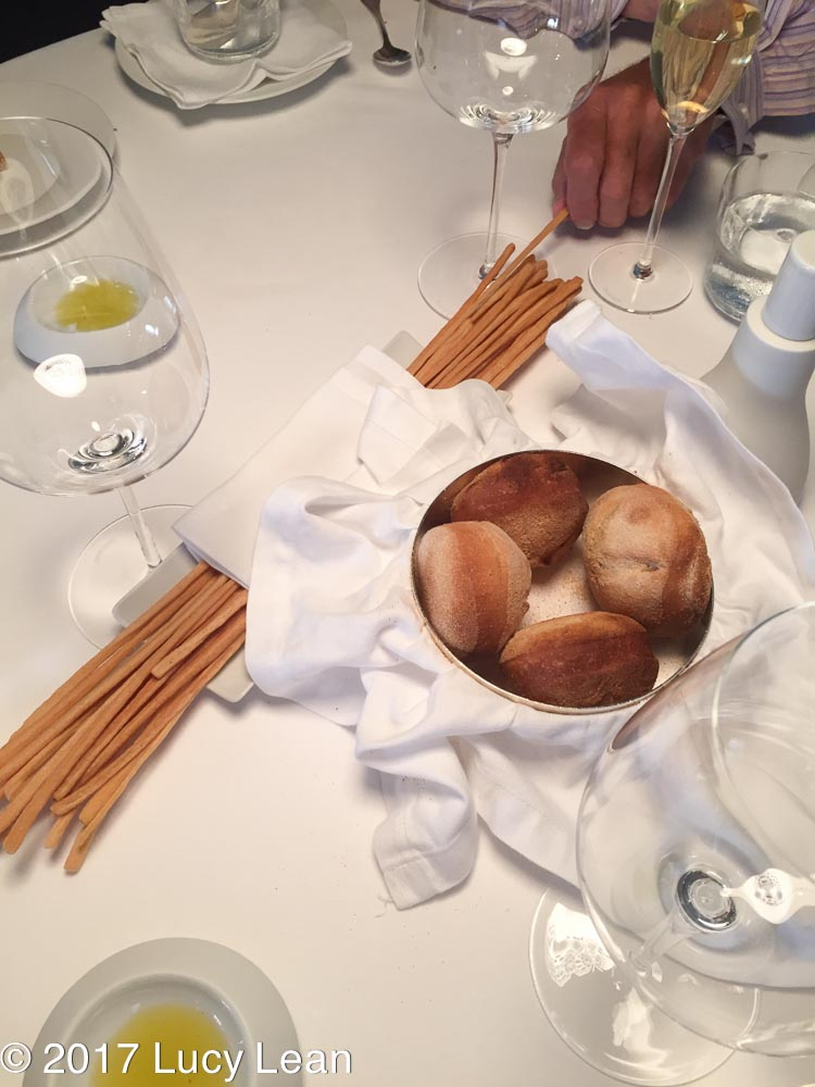 Worlds No1 Restaurant Bread Osteria Francescana