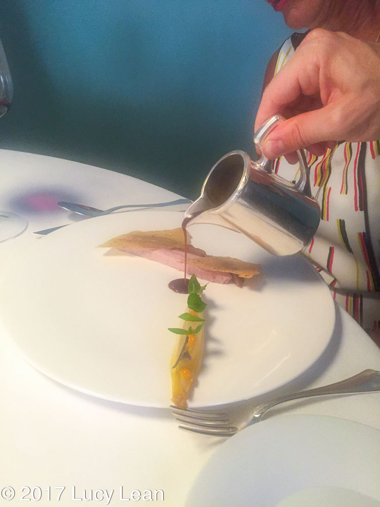 Worlds No1 Restaurant Menu Osteria Francescana Duck