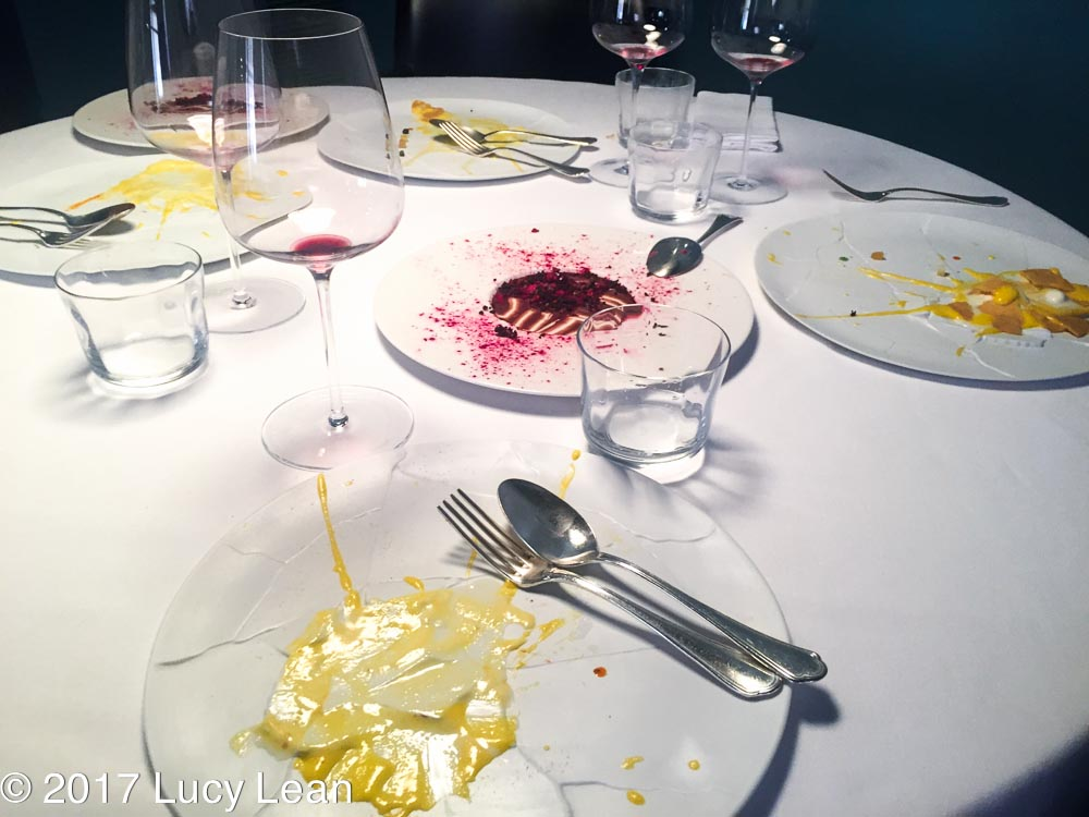 Worlds No1 Restaurant Menu Osteria Francescana Dessert
