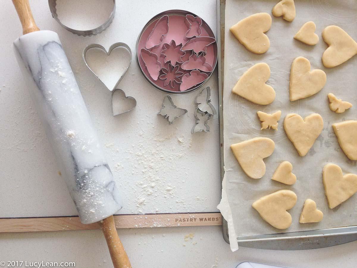 Academy Award Winning Sugar Cookie Recipe