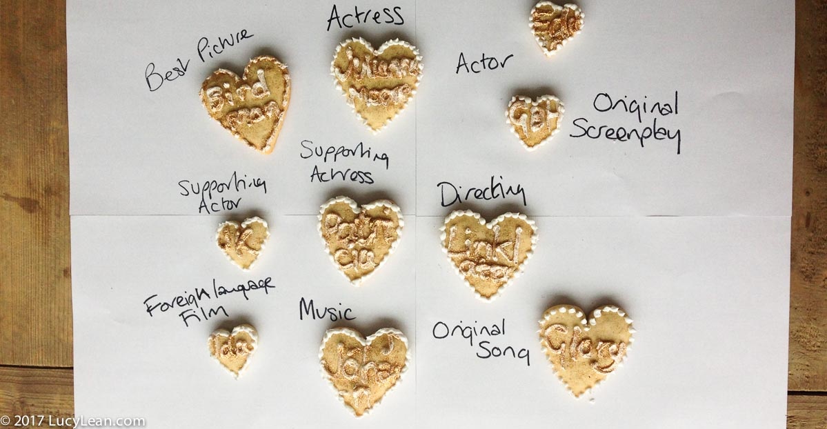Academy Award Winning Sugar Cookie Recipe