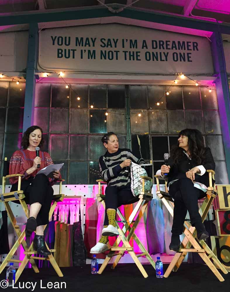 Moments of Grace with Nancy Silverton and Ruth Reichl