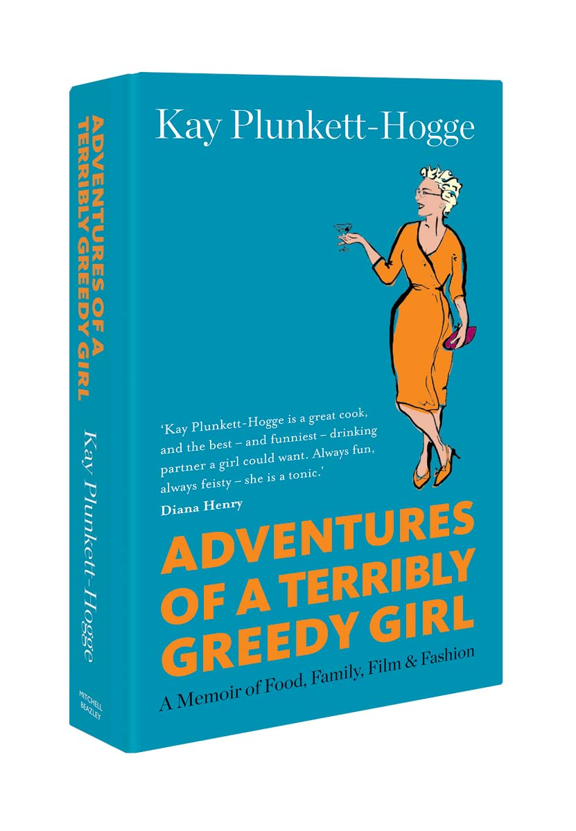 Adventures of a Terribly Greedy Girl - Kay Plunkett-Hogge