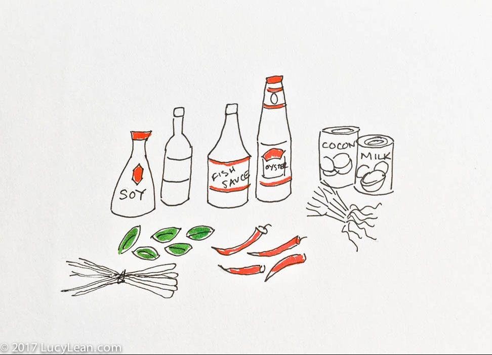 Adventures of a Terribly Greedy Girl - Kay Plunkett-Hogge - thai food
