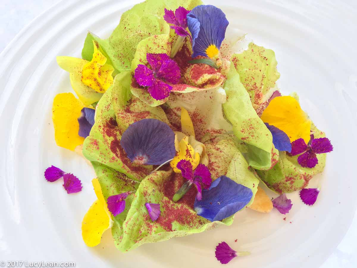 Spring Caesar Salad – Inspired by Massimo Bottura at the World's #1 Restaurant