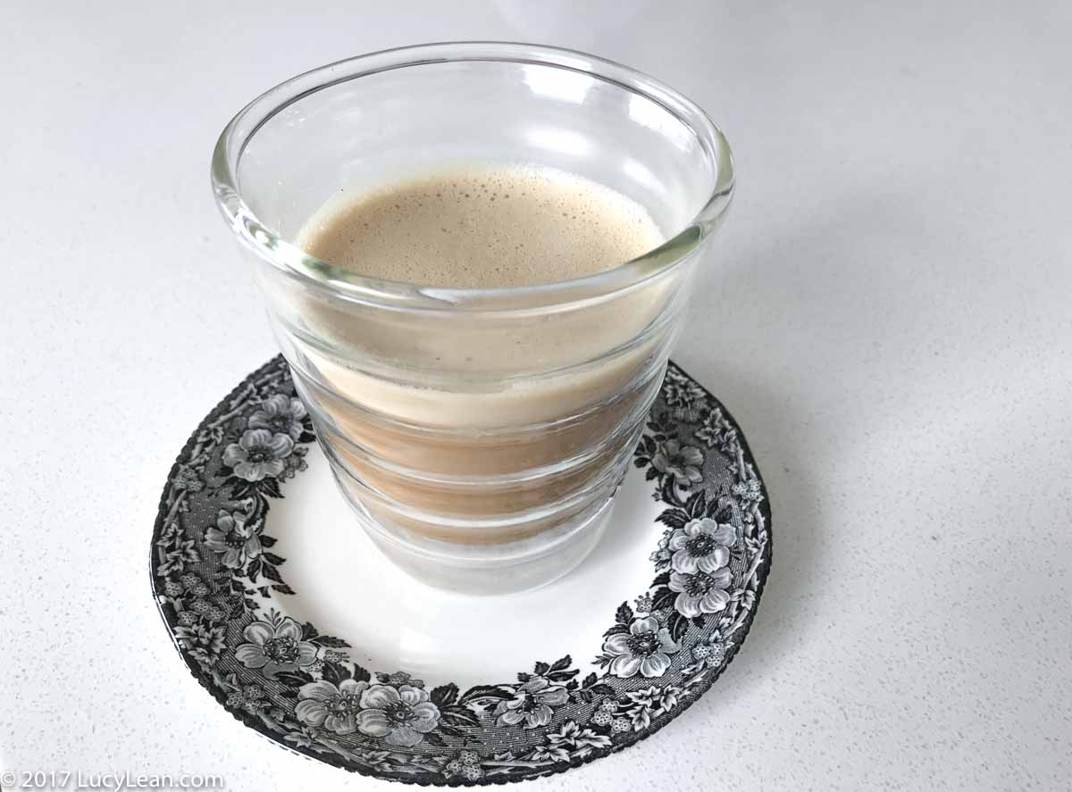 Butter Coffee -