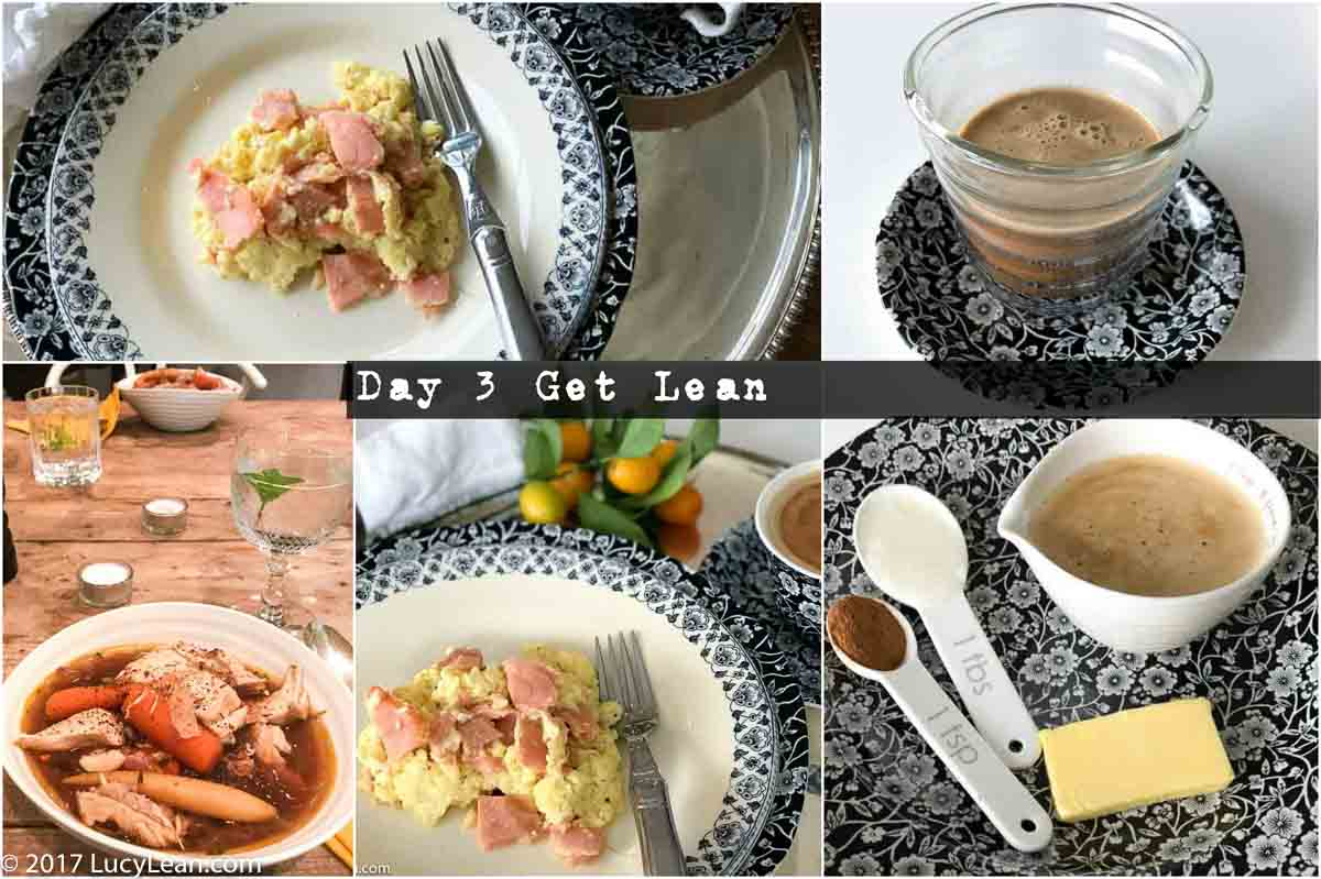 Day 3 of 40 Day Delicious Diet – Butter Coffee + Hamilton