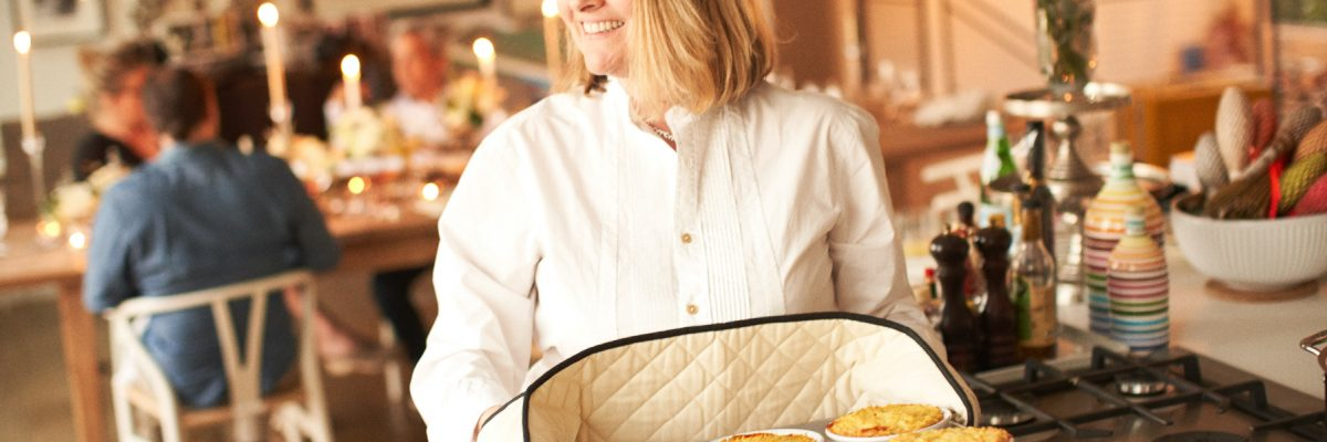 Magazine Feature in Where Women Cook Shepherd's Pie Recipe