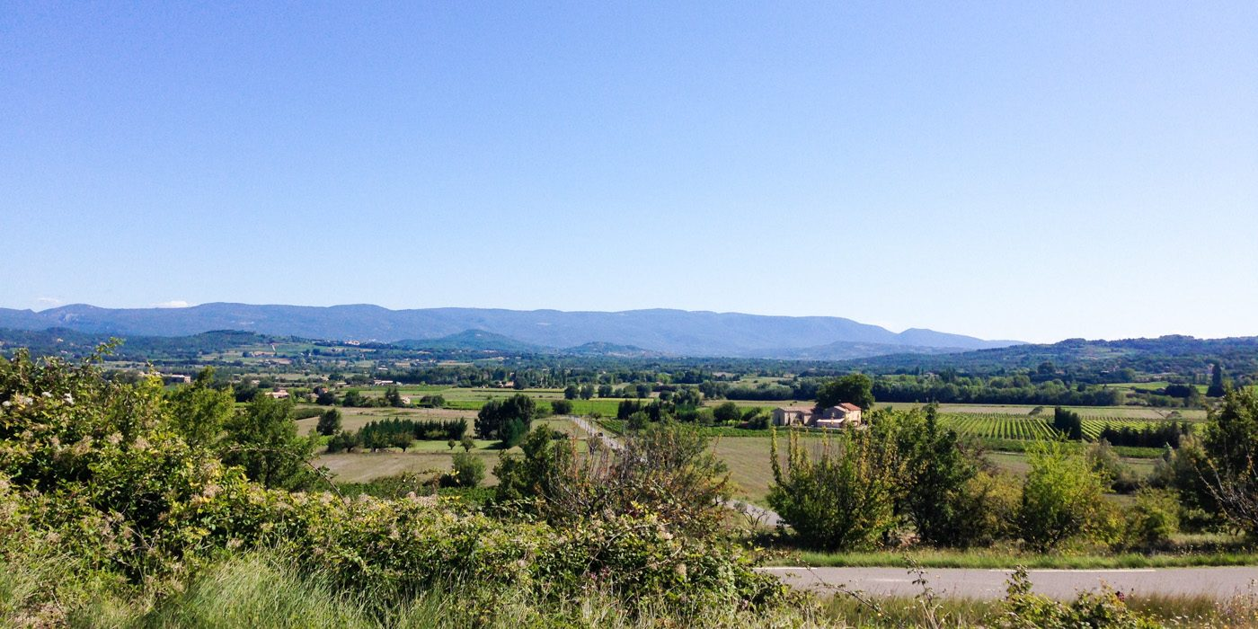 The Luberon, Provence